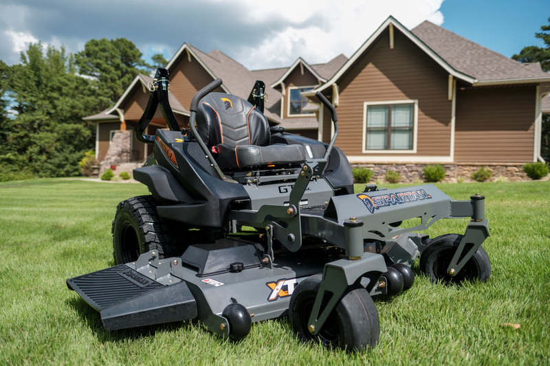2021 Spartan Mowers RZ Pro 54 in. Briggs and Stratton Commercial 25 hp in Decatur, Alabama - Photo 9