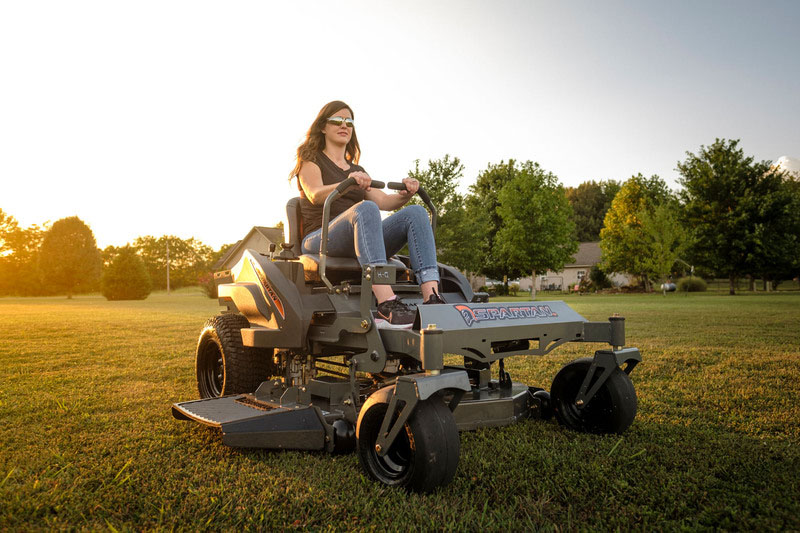 2021 Spartan Mowers RZ Pro 54 in. Briggs and Stratton Commercial 25 hp in La Marque, Texas - Photo 16