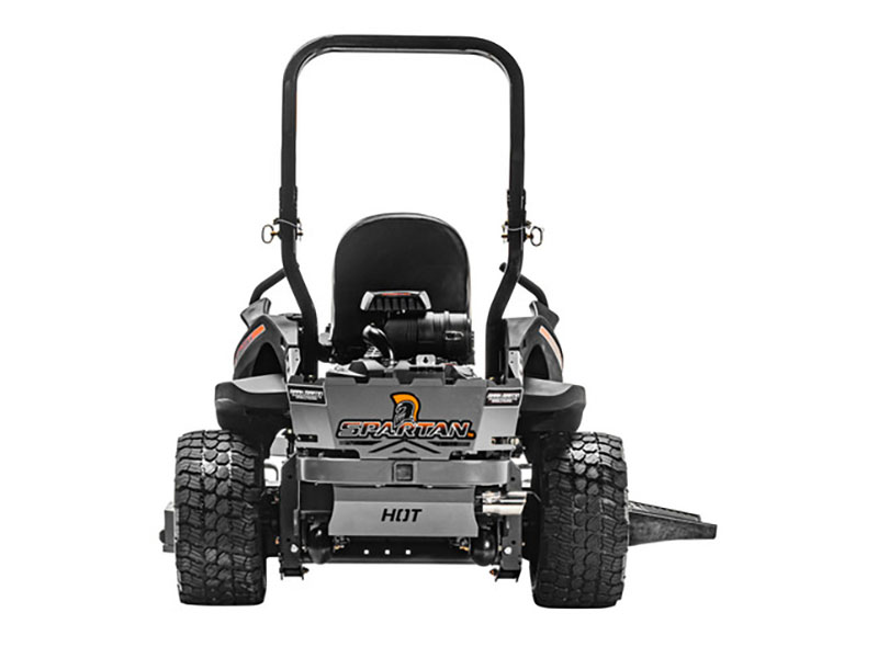 2021 Spartan Mowers SRT HD 61 in. Kawasaki FT730 EFI 26 hp in Leesville, Louisiana - Photo 5
