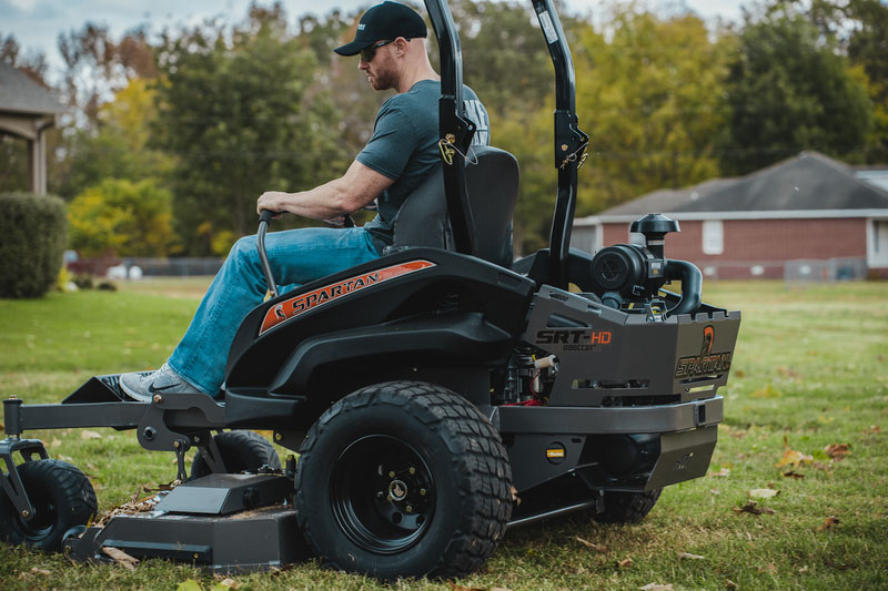 2021 Spartan Mowers SRT HD 72 in. Kawasaki FX1000E 38.5 hp in Prairie Du Chien, Wisconsin - Photo 6