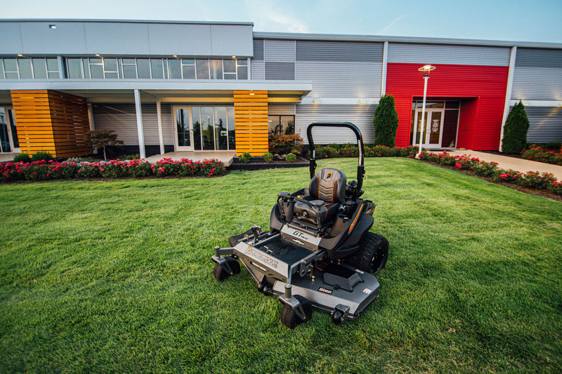 2021 Spartan Mowers SRT HD 61 in. Kawasaki FT730 EFI 26 hp in Leesville, Louisiana - Photo 9