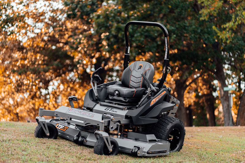 2021 Spartan Mowers SRT HD 61 in. Kawasaki FT730 EFI 26 hp in Leesville, Louisiana - Photo 14