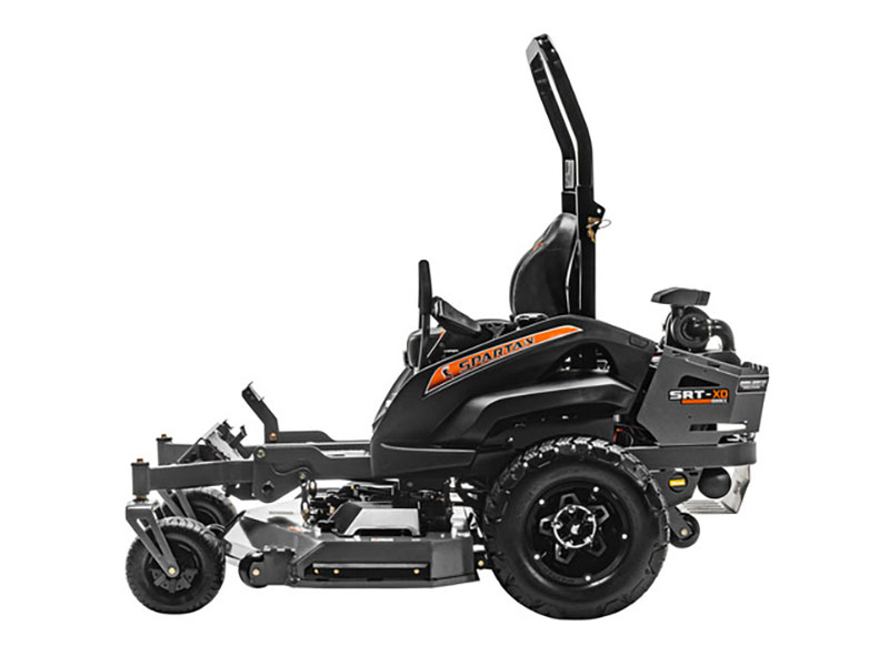 2021 Spartan Mowers SRT XD 61 in. Kawasaki FX1000E 38.5 hp in Amarillo, Texas - Photo 4
