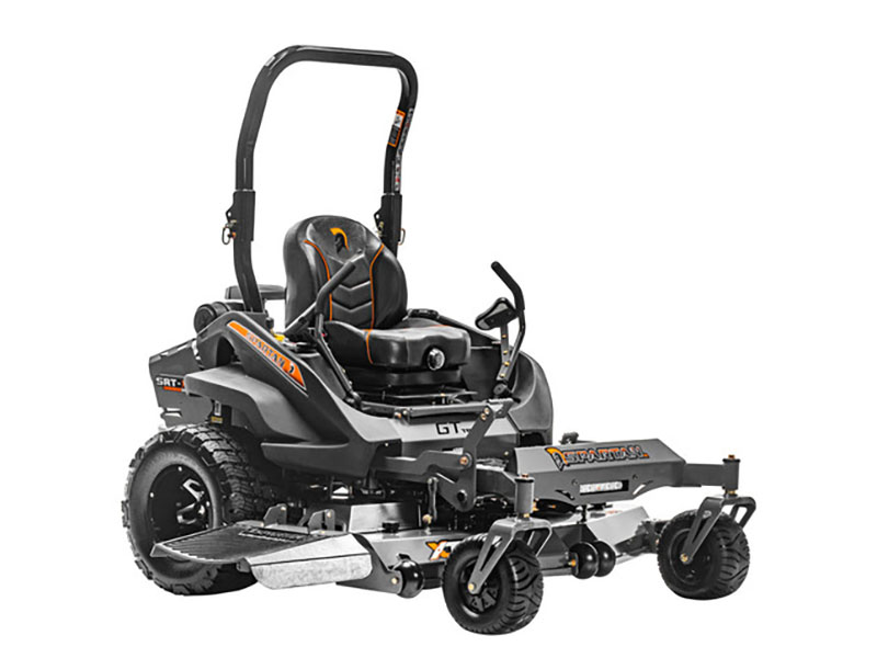 2021 Spartan Mowers SRT XD 61 in. Kawasaki FX1000E 38.5 hp in Amarillo, Texas - Photo 2