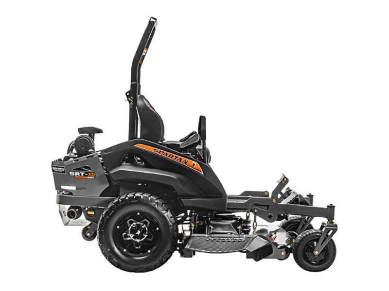 2021 Spartan Mowers SRT XD 61 in. Kawasaki FX1000E 38.5 hp in Amarillo, Texas - Photo 3