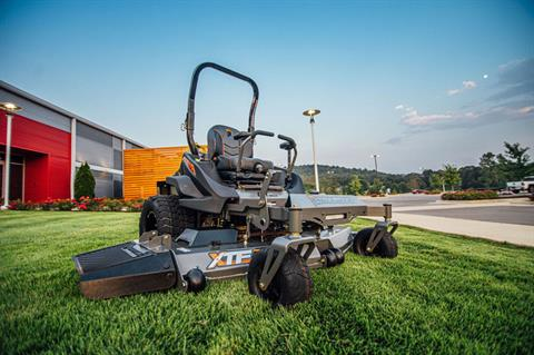 2021 Spartan Mowers SRT XD 61 in. Kawasaki FX1000E 38.5 hp in Amarillo, Texas - Photo 8