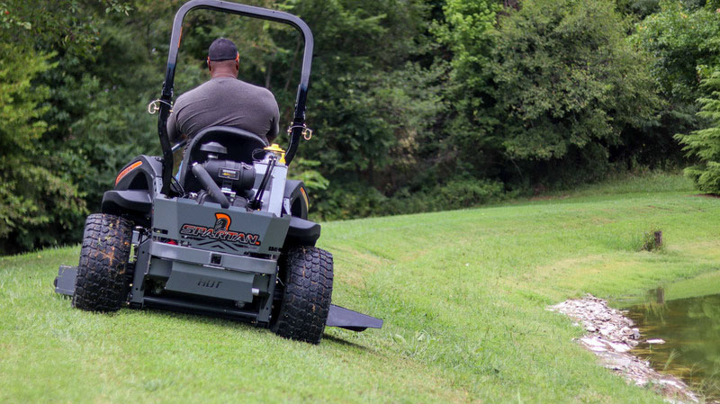 2021 Spartan Mowers RT-HD 54 in. Kawasaki FX801V 25.5 hp in Georgetown, Kentucky - Photo 8