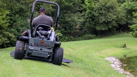 2021 Spartan Mowers RT-HD 61 in. Kawasaki FX801V 25.5 hp in Amarillo, Texas - Photo 8