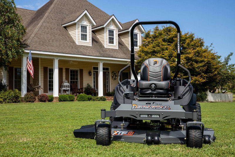 2021 Spartan Mowers RT-HD 61 in. Kawasaki FX801V 25.5 hp in Georgetown, Kentucky - Photo 12