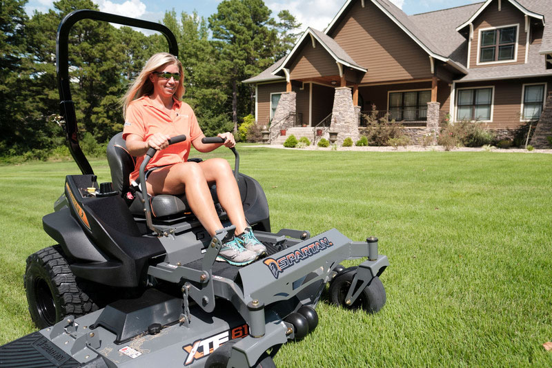 2021 Spartan Mowers RZ Pro 54 in. Kawasaki FR691V 23 hp in La Marque, Texas - Photo 11