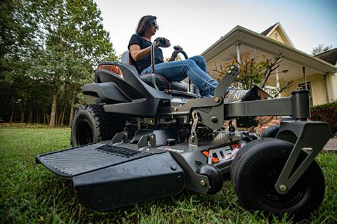 2021 Spartan Mowers RZ Pro 54 in. Kawasaki FR691V 23 hp in La Marque, Texas - Photo 12