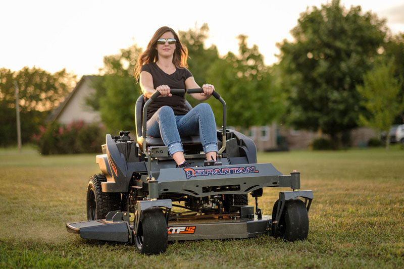 2021 Spartan Mowers RZ Pro 54 in. Kawasaki FR691V 23 hp in La Marque, Texas - Photo 14
