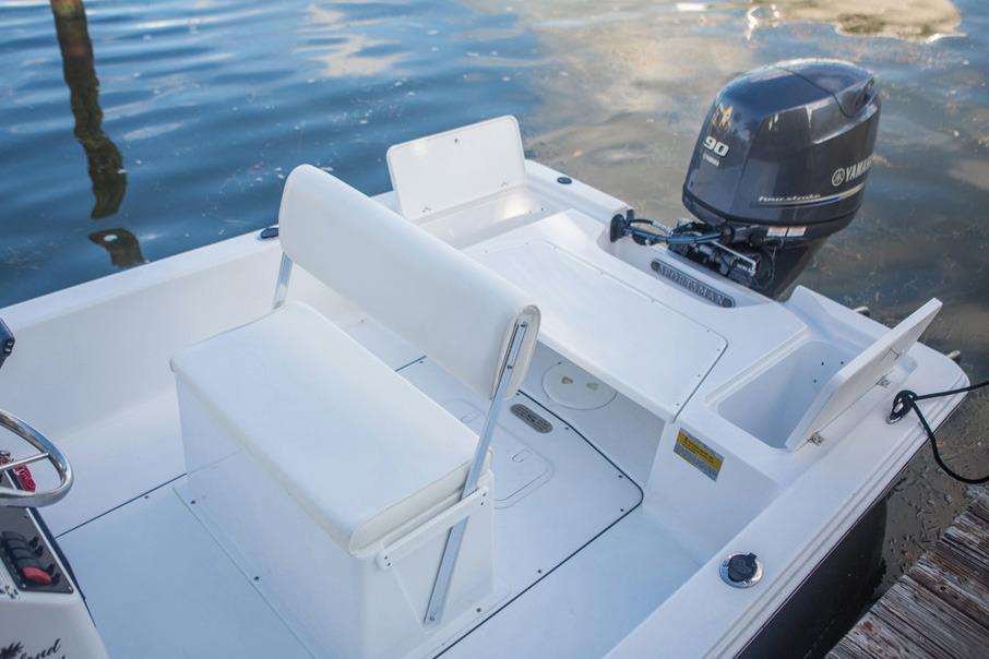 2016 Sportsman Island Bay 18 in Perry, Florida