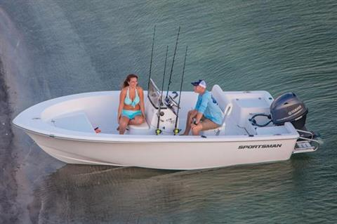 2017 Sportsman 17 Island Reef in Lake City, Florida