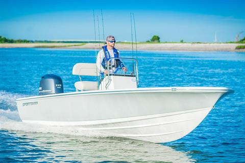 2018 Sportsman Island Bay 20 in Lake City, Florida