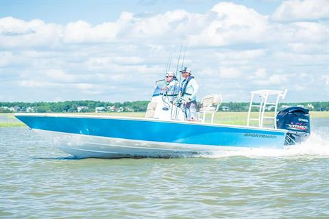 2018 Sportsman Tournament 214 Bay Boat in Lake City, Florida