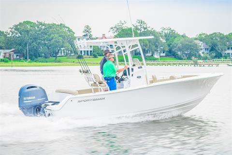 2018 Sportsman Heritage 211 Center Console in Lake City, Florida