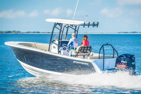 2018 Sportsman Heritage 231 Center Console in Lake City, Florida