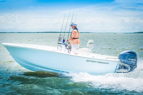 2018 Sportsman Island Reef 17 Center Console in Lake City, Florida