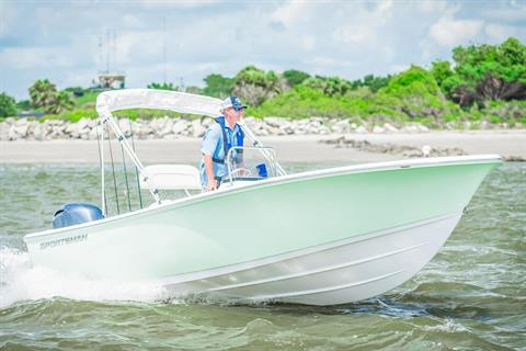 2018 Sportsman Island Reef 19 Center Console in Lake City, Florida
