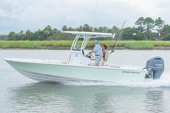 2019 Sportsman Masters 247 Bay Boat in Lake City, Florida