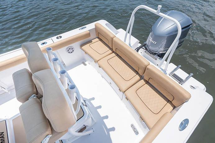 2019 Sportsman Heritage 241 Center Console in Lake City, Florida
