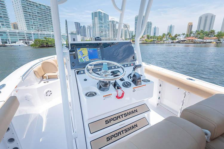 2019 Sportsman Heritage 241 Center Console in Lake City, Florida - Photo 9