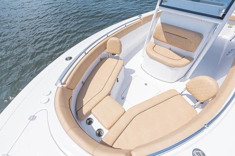 2019 Sportsman Heritage 251 Center Console in Lake City, Florida - Photo 4