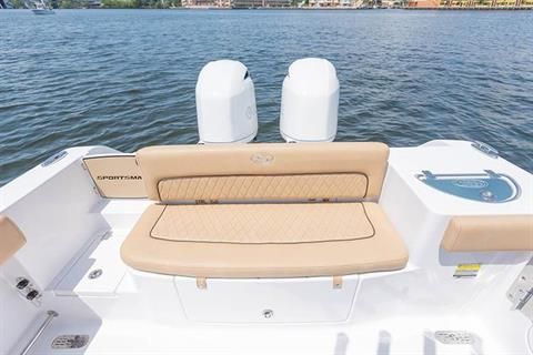2019 Sportsman Heritage 251 Center Console in Lake City, Florida - Photo 13