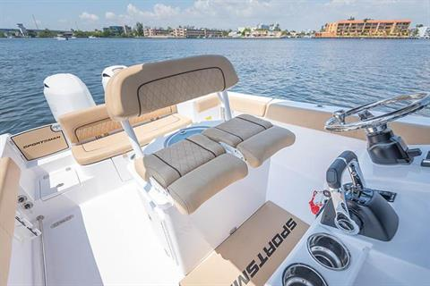 2019 Sportsman Heritage 251 Center Console in Lake City, Florida - Photo 9
