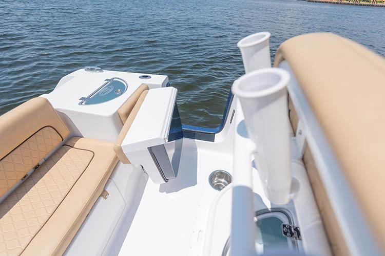 2019 Sportsman Heritage 251 Center Console in Lake City, Florida - Photo 14