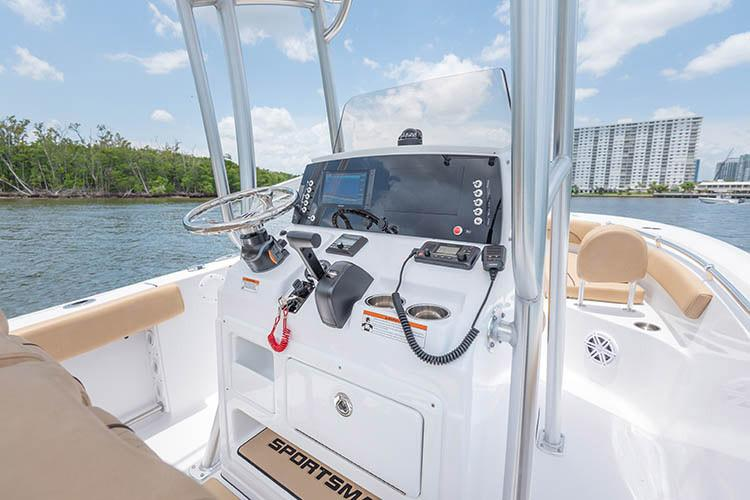 2019 Sportsman Open 212 Center Console in Lake City, Florida - Photo 10