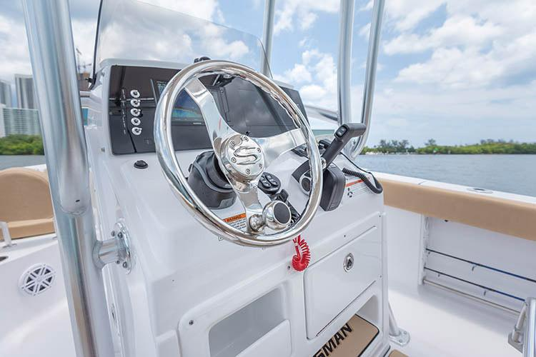 2019 Sportsman Open 212 Center Console in Lake City, Florida - Photo 11