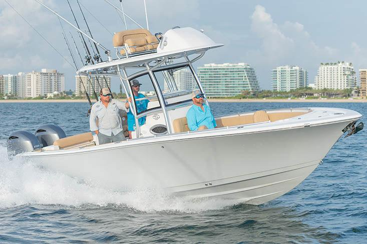 2019 Sportsman Open 252 Center Console in Lake City, Florida - Photo 2