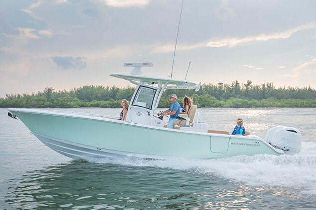 2019 Sportsman Open 282 Center Console in Lake City, Florida - Photo 2