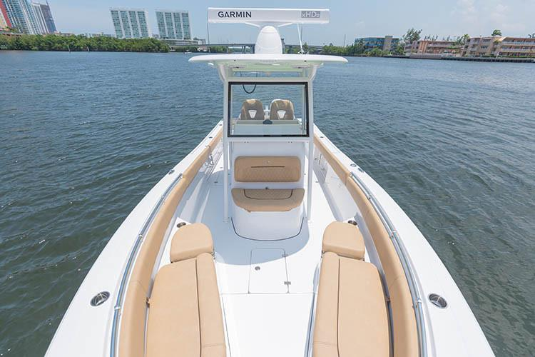 2019 Sportsman Open 282 Center Console in Lake City, Florida - Photo 7