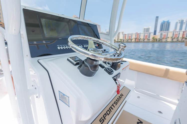 2019 Sportsman Open 282 Center Console in Lake City, Florida - Photo 11