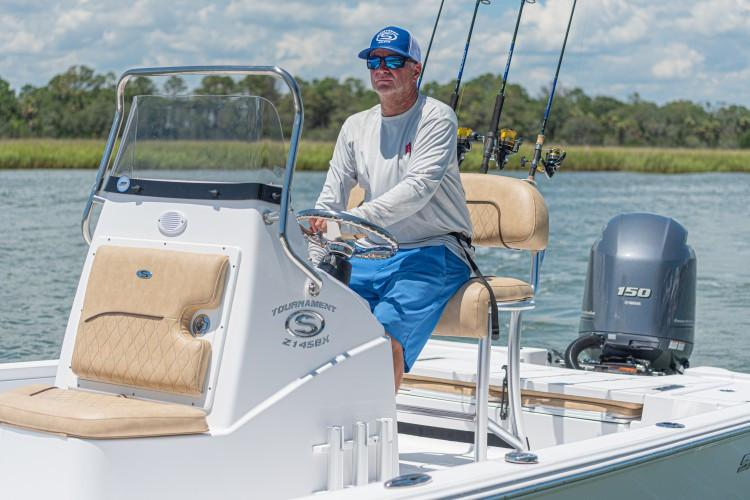 2020 Sportsman Tournament 214 SBX Bay Boat in Lake City, Florida - Photo 6