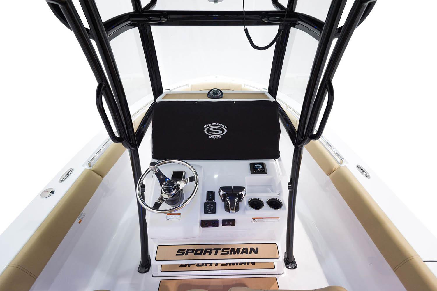 2021 Sportsman Heritage 251 Center Console in Lake City, Florida - Photo 12