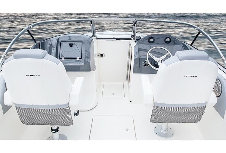 2018 Striper 200 Dual Console in Madera, California