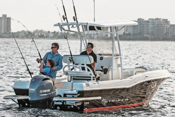 2019 Striper 200 Center Console in Holiday, Florida - Photo 8
