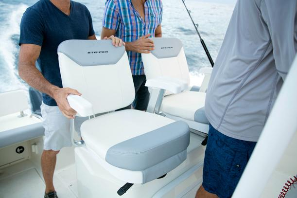 2019 Striper 220 Center Console in Holiday, Florida - Photo 8