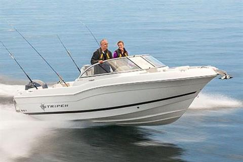 2019 Striper 200 Dual Console in Holiday, Florida - Photo 1