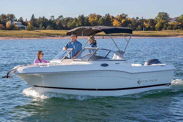 2019 Striper 200 Dual Console in Holiday, Florida - Photo 2