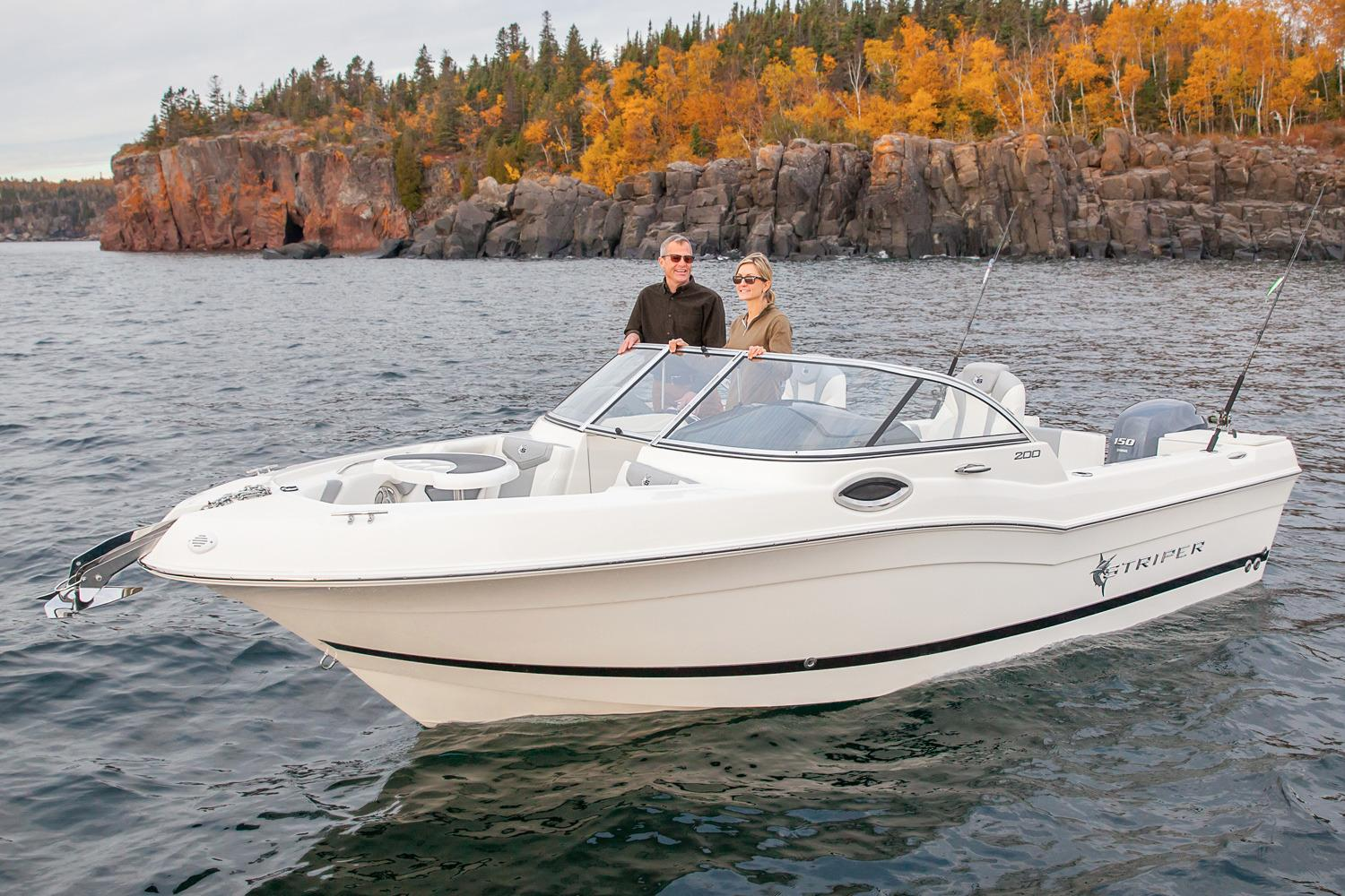 2019 Striper 200 Dual Console in Holiday, Florida - Photo 4