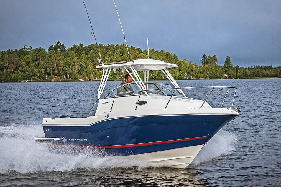 2019 Striper 230 Walkaround in Holiday, Florida - Photo 1