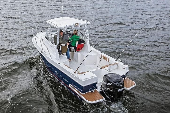 2019 Striper 230 Walkaround in Holiday, Florida - Photo 2