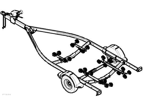 New 2006 Shorelandr Slxr2314s Xr Roller