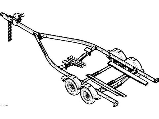 Shorelander Boat Trailer Wiring Harness