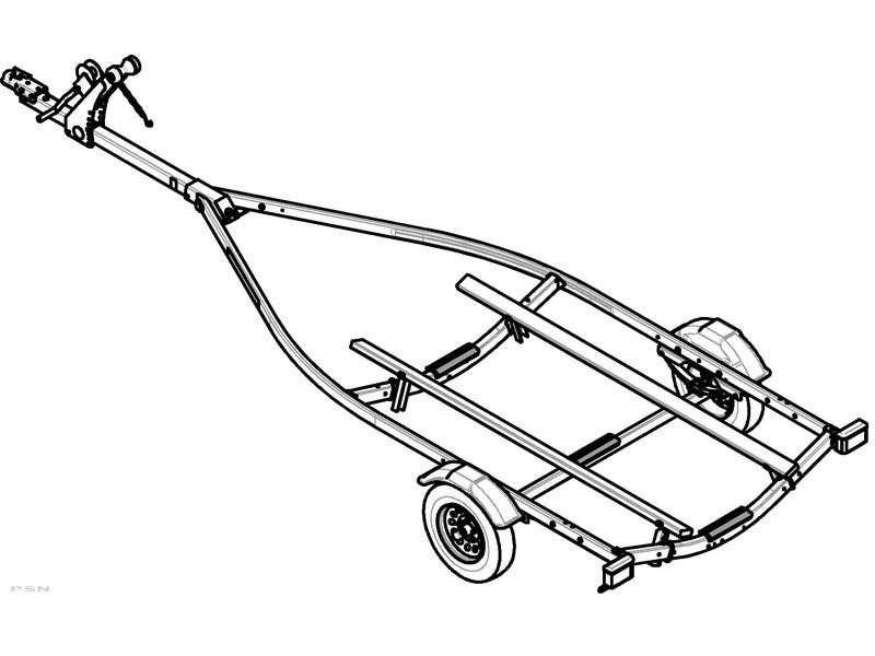 2007 shoreland'r slv30bsw v-frame bunk in darien, wisconsin